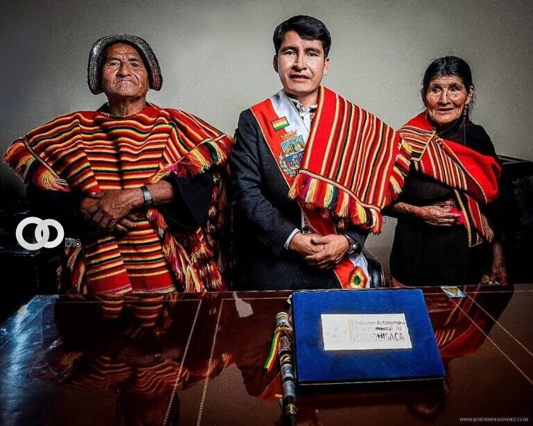 Padres del nuevo Gobernador de Chuquisaca pidieron a su hijo trabajar por el bien de la región