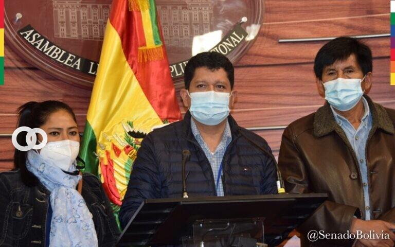 Senado Bolivia