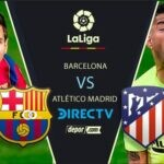 Suárez regresa al Camp Nou para enfrentar a Lionel Messi