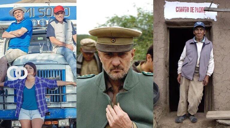 'Mi Socio 2.0', 'Chaco' y 'Compañía' fueron preseleccionadas para los Premios Platino