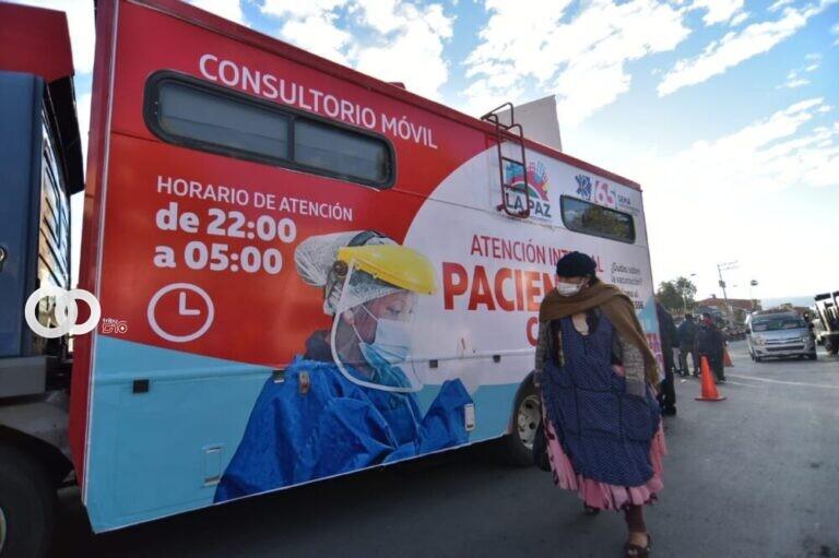 Consultorios móviles de la Ruta de la Vida se extiende hasta el 7 de junio