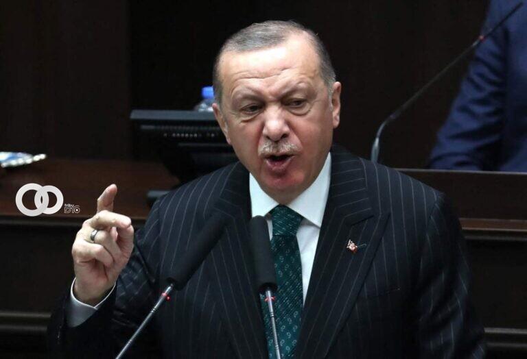 Recep Tayyip Erdogan: «Joe Biden está escribiendo una historia con las manos ensangrentadas»