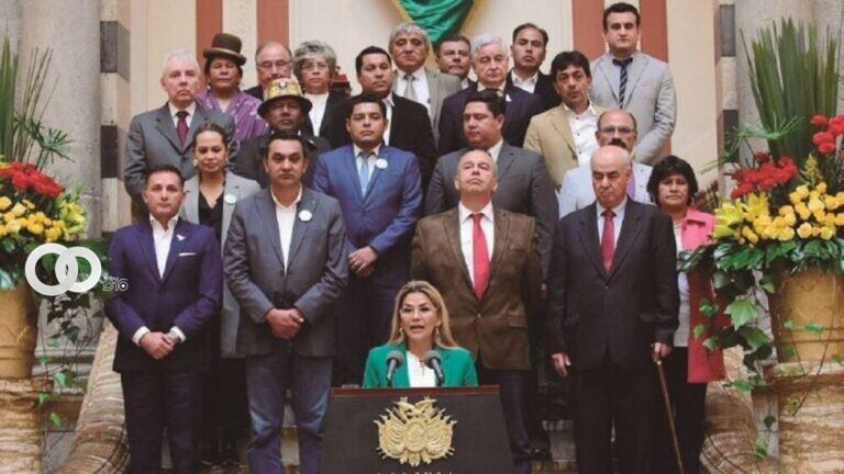 Citarán a declarar a la ex Presidenta Jeanine Áñez y su gabinete por el caso Murillo