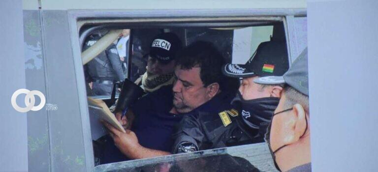 Aguilera señala que extradición de narcotraficante Einar Lima es legal