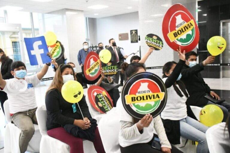 Gobierno lanza concurso 'Bolivia C-reActiva' para estudiantes universitarios