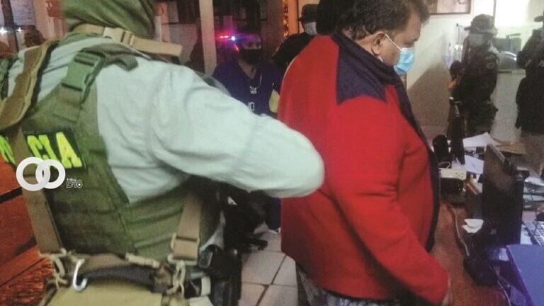 Lima Lobo no fue extraditado durante 3 Gobiernos