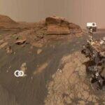 Curiosity desde Mont Mercou manda nuevas imágenes de Marte