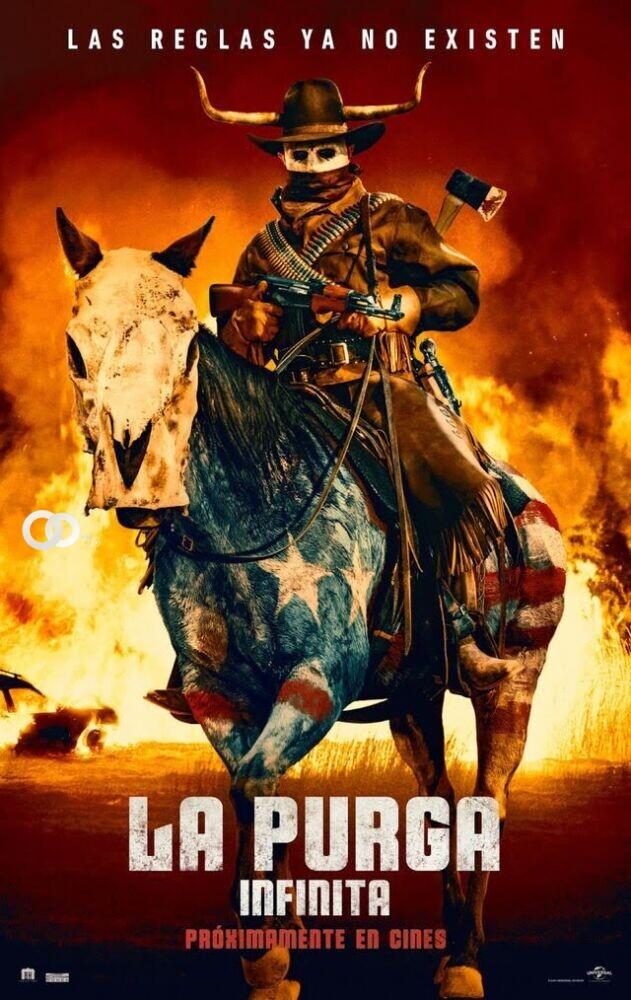 'Purga Infinita' la última entrega de la saga 'La noche de las bestias' se estrenará en julio
