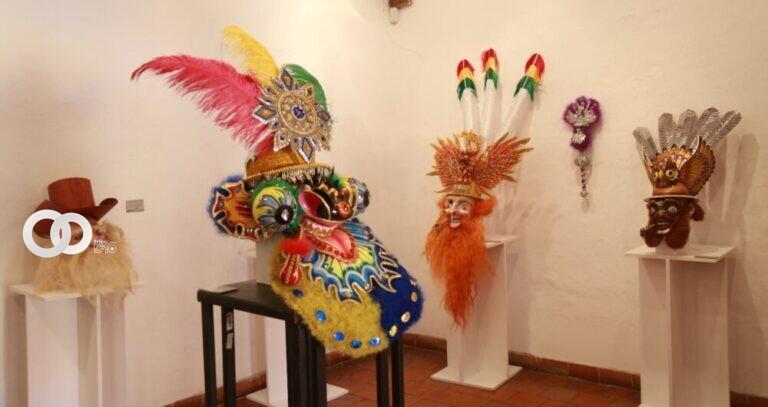 """IX Concurso Municipal de Máscaras Folklóricas """"Expresando Identidades"""""""