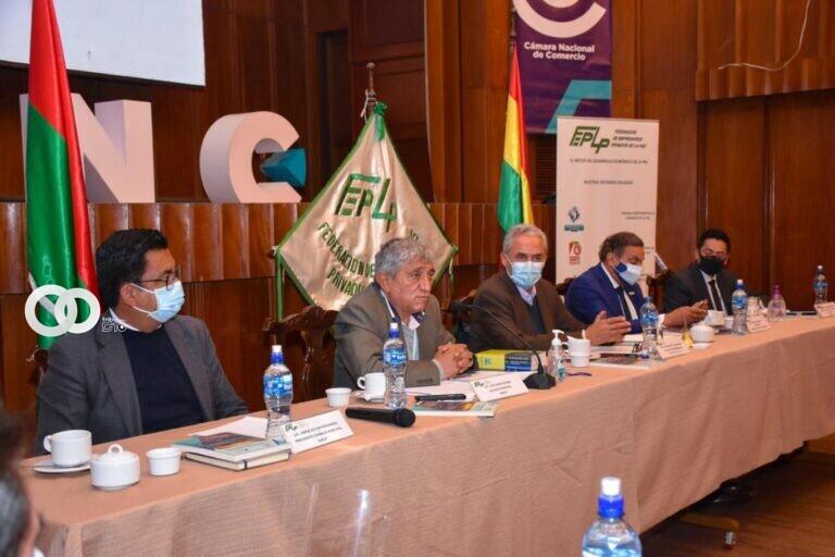 Arias ofrece a Empresarios de La Paz alianzas público-privadas