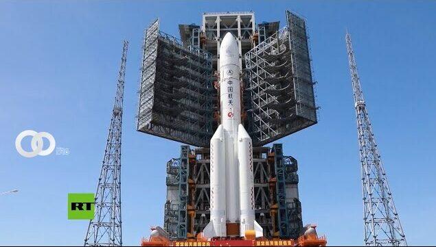 «Larga Marcha-5B» podría caer a la tierra este 8 de mayo