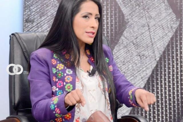Alanoca señala que se vulneraron sus derechos al no ser elegida como Vicepresidenta del Concejo