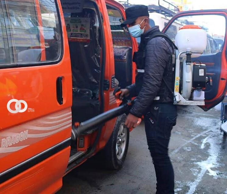 Alcaldía de El Alto incrementa operativos sobre el uso correcto de las medidas de bioseguridad