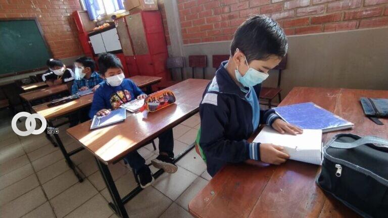 Gestión escolar se extenderá hasta diciembre tras ampliación de vacación invernal
