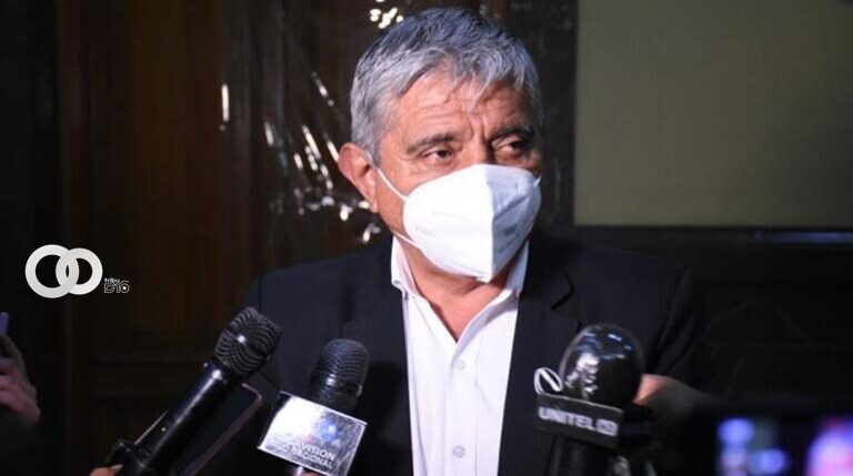 Fiscalía pide la detención domiciliaria del Alcalde paceño