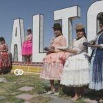 Alteños se proponen promocionar ropa de cholita en la Expocruz