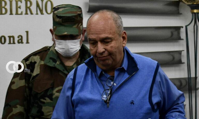 """Devuelven trámite de extradición de Murillo por """"falencias en la solicitud"""""""