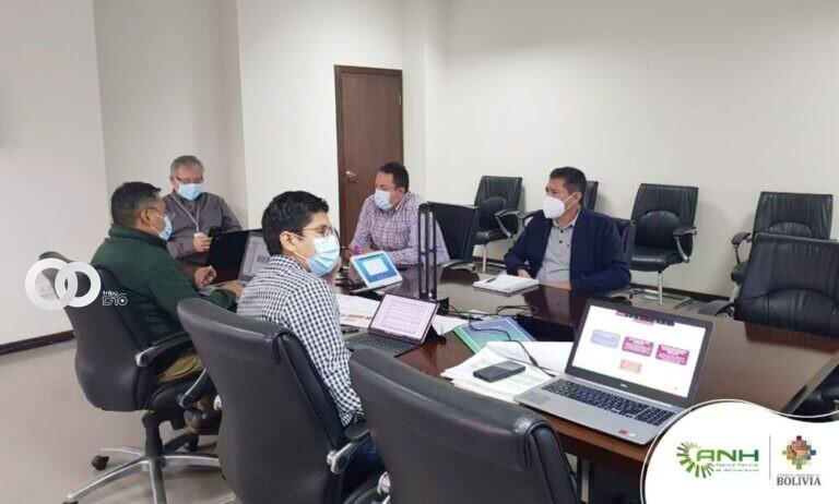 ANH y YPPFB realizan un trabajo de coordinación para garantizar el abastecimiento de combustible en el país