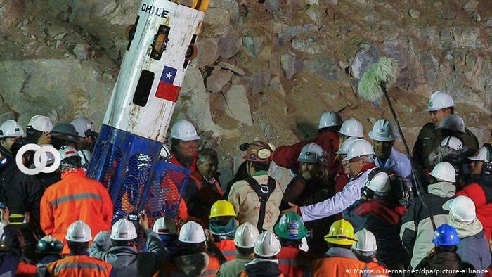 Chile: Indemnizarán con $us 55.000 a cada uno de 31 mineros de Atacama