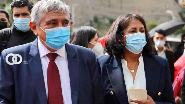 Iván Arias cumple un mes de Alcalde de La Paz junto a sus 66 trabajadores