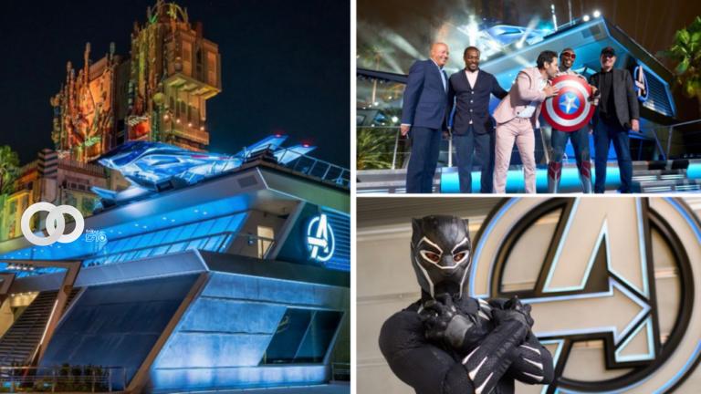 Avengers Campus en Disney California abrirá sus puertas este viernes