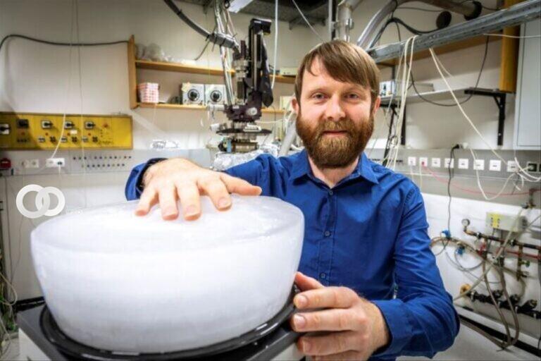 Nuevo estudio sugiere que el hielo se congela gracias al calor