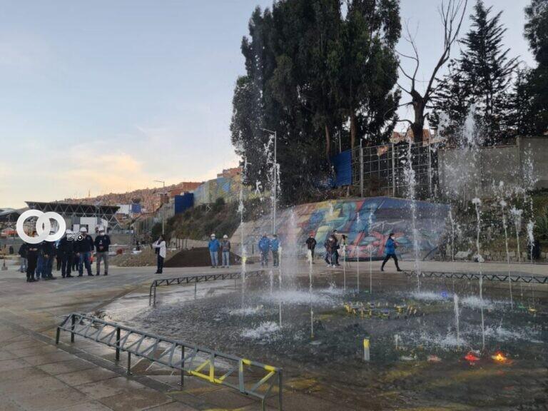 Parque de las Culturas y la Madre Tierra en La Paz será un regalo para los paceños