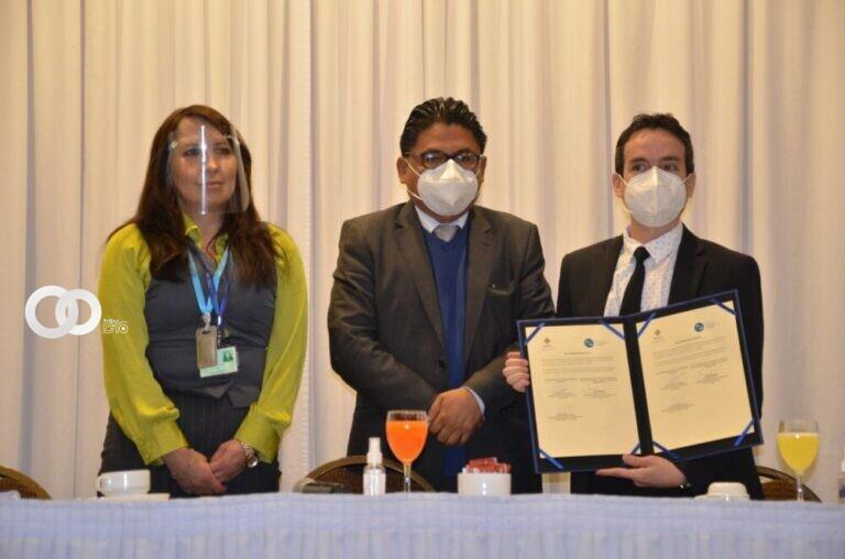 Firman acuerdo de cooperación entre el Ministerio de Justicia y la Iniciativa de Transparencia Pesquera
