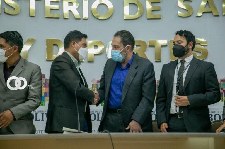 Universidades Privadas y Farmacias Chávez reafirman su compromiso para lucha contra la covid-19