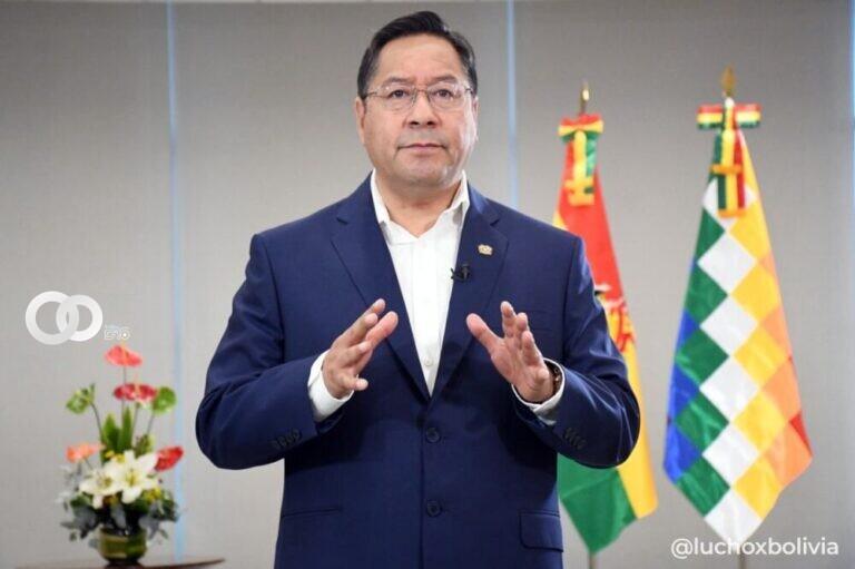 Presidente de Bolivia confirma nuevas medidas para afrontar la pandemia en la tercera ola