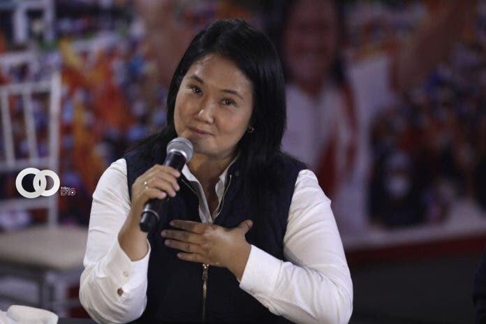 Elecciones en Perú: Keiko Fujimori pide anular 200.000 votos por «irregularidades»