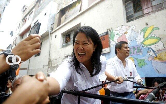 """Elecciones en Perú: Fujimori denuncia supuesto """"fraude sistemático"""""""