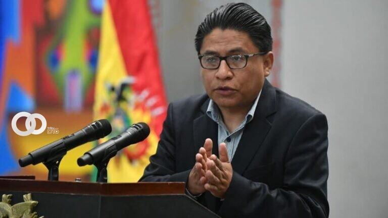 Ministro de Justicia asegura que no hubo fraude electoral porque «no se halló evidencias»