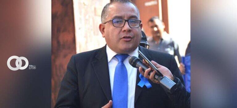 Nelson Cox, ex Candidato del MAS, fue posesionado como Director del Ministerio de Culturas