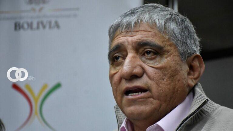 Arias anunció que el día 11 de julio se realizará la jornada de vacunación masiva