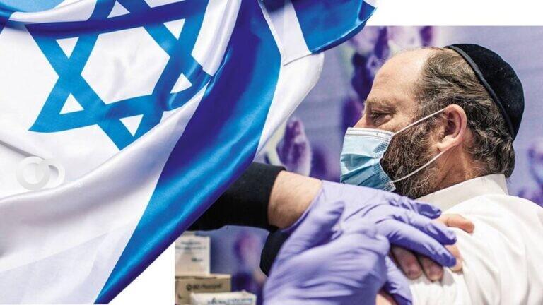 Ciudadanos de Israel volverán a usar mascarilla