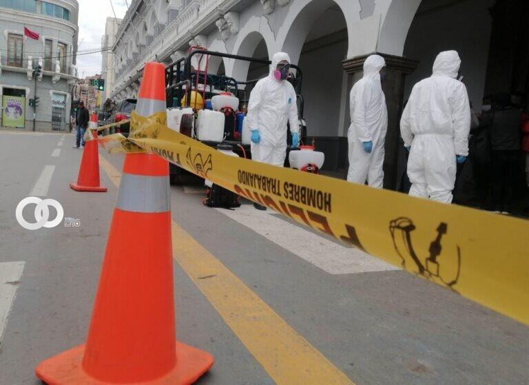 Oruro registró 188 nuevos contagios y 13 personas que fallecieron a causa de la Covid-19