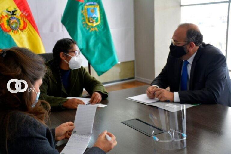 Prevén consolidar planta de tratamiento de aguas residuales en El Alto