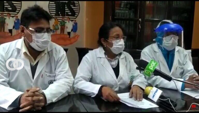CNS de Potosí se declara en alerta ante la falta de oxígeno para pacientes