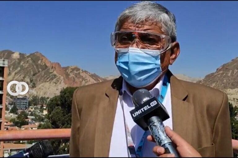 Alcalde de La Paz anunció que el lunes se reunirá con el COEM para decidir sobre las restricciones
