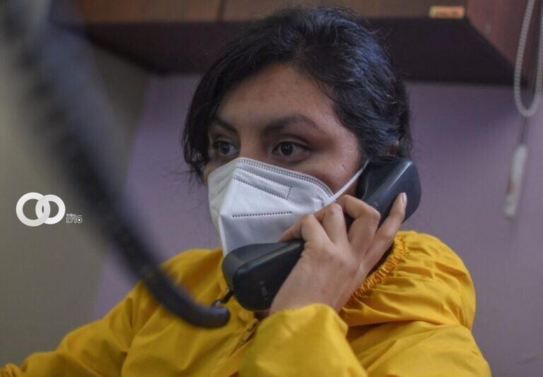 Línea Segura habilitada por la Alcaldía de La Paz registró 27 atenciones en siete días
