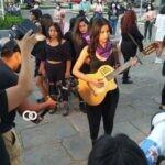 Artistas bolivianos cantarán para concientizar a la población sobre el feminicidio