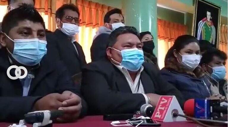 Ex Dirigente de la COB: Pido que Evo Morales pida perdón de rodillas por ofender a los alteños