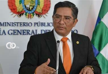 Tras declaración de Áñez la fiscalía prepara convocatoria de al menos 25 personas
