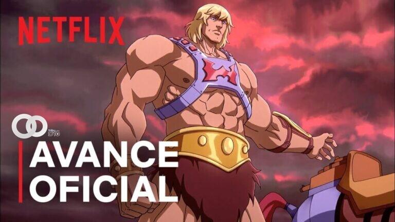 "Netflix estrena el tráiler de ""He-Man"" vuelve"