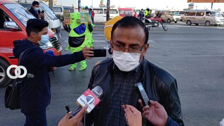 Planta generadora en El Alto producirá entre 120 a 140 tubos de oxigeno