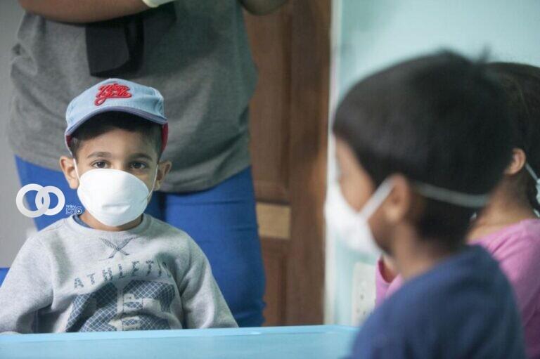 En Cochabamba ya se registran menores con Covid-19