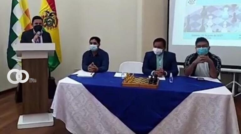 Viceministerio de Deportes lanza torneo nacional virtual de ajedrez