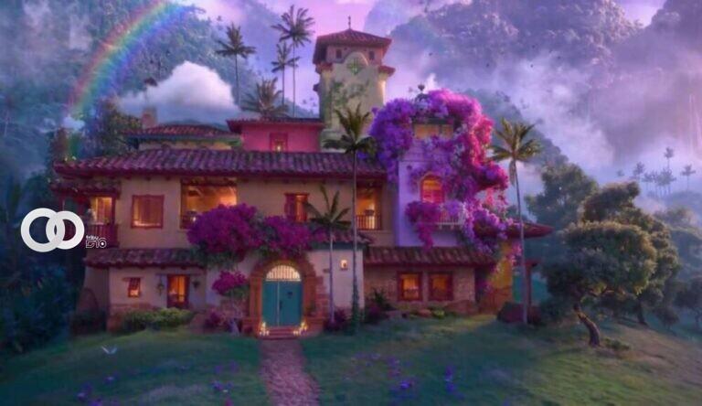 Primer trailer de 'Encanto' película de Disney ambientada en Colombia