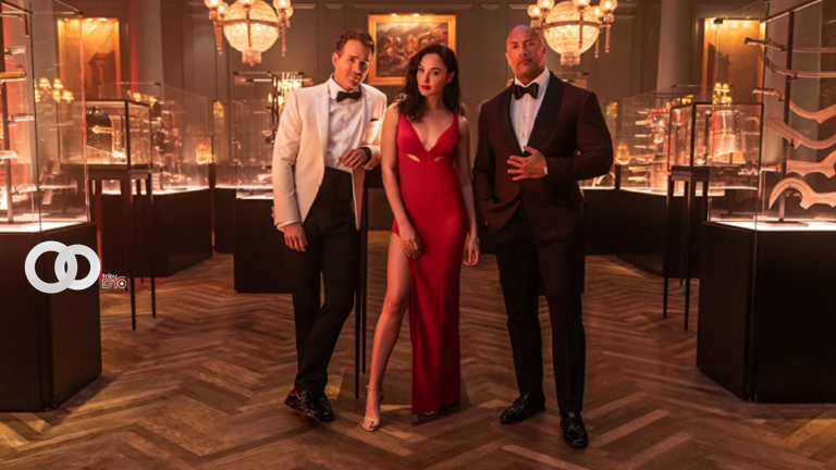 'Alerta Roja' la nueva película de acción para Netflix